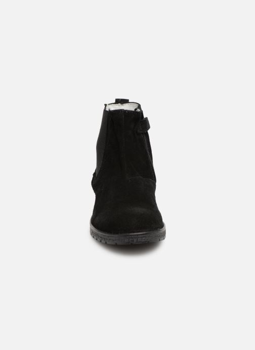 Bottines et boots Yep Jessy Noir vue portées chaussures