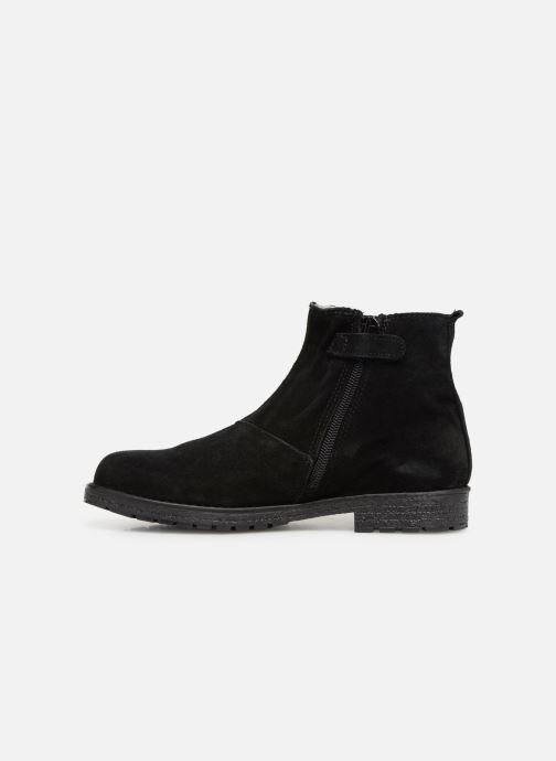 Bottines et boots Yep Jessy Noir vue face