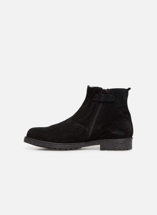 Ankle boots Yep Jessy Black front view