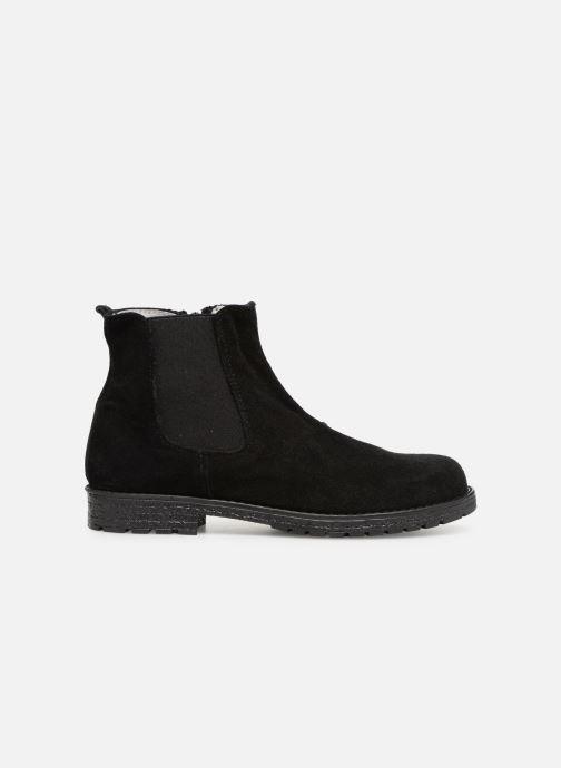 Bottines et boots Yep Jessy Noir vue derrière
