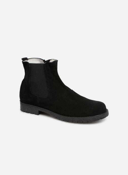 Bottines et boots Yep Jessy Noir vue détail/paire