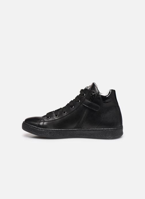 Sneakers Yep Eddy Zwart voorkant