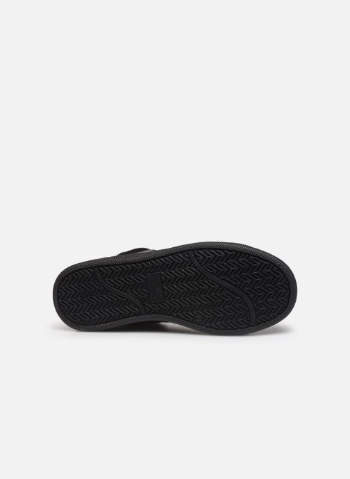 Sneakers Yep Eddy Zwart boven