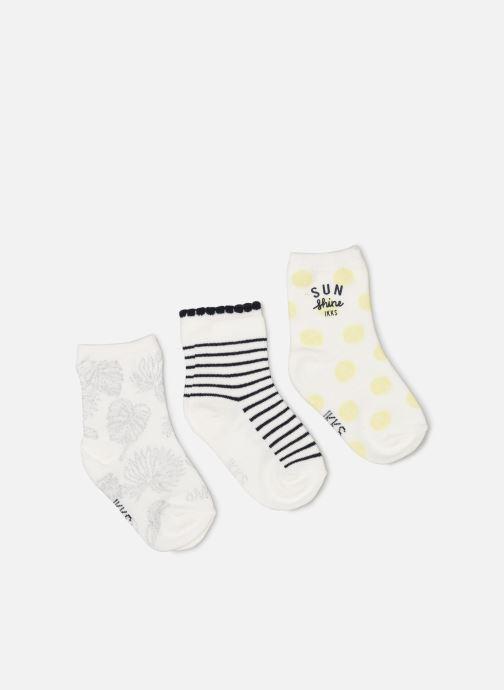 Sokken en panty's IKKS JUNIOR  XN93000 Wit detail