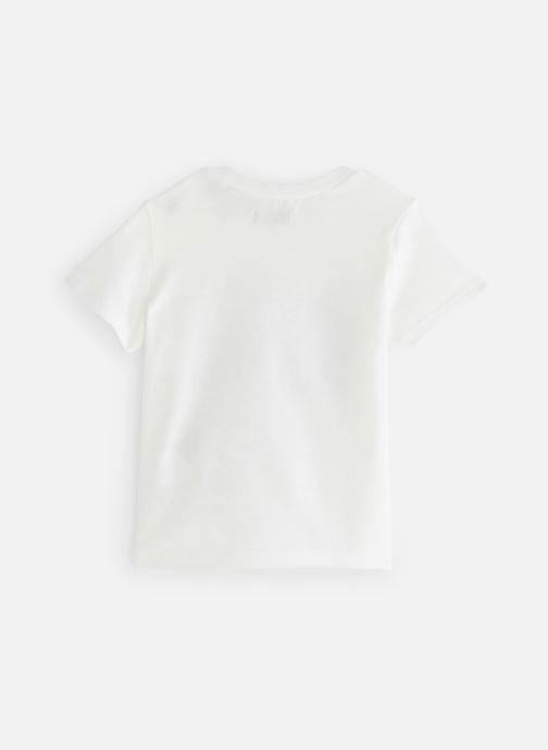 Vêtements IKKS JUNIOR  XN10101 Blanc vue bas / vue portée sac