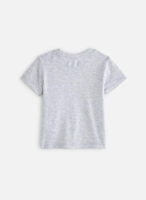 Vêtements IKKS JUNIOR  XN10121 Gris vue bas / vue portée sac