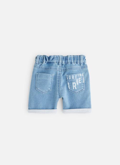 Vêtements IKKS JUNIOR  XN25021 Bleu vue bas / vue portée sac
