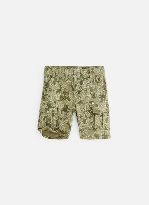 Vêtements IKKS JUNIOR  XN25101 Vert vue détail/paire