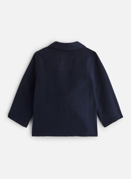 Vêtements IKKS JUNIOR  XN40011 Bleu vue bas / vue portée sac