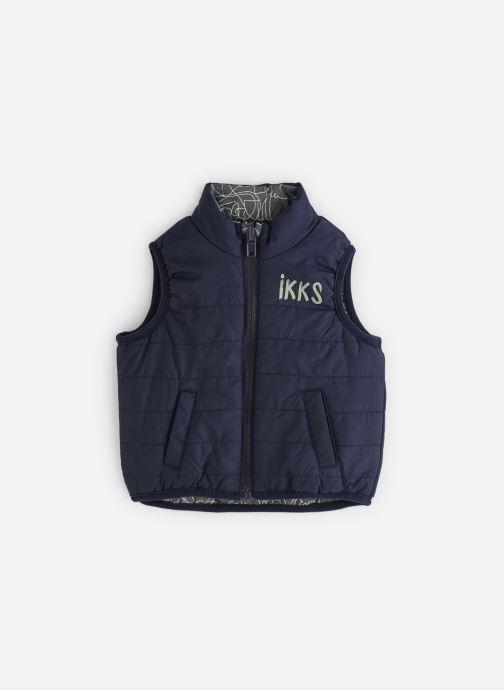 Vêtements IKKS JUNIOR  XN41031 Vert vue détail/paire