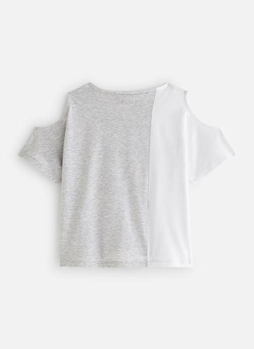 Vêtements IKKS JUNIOR  XN10262 Gris vue bas / vue portée sac