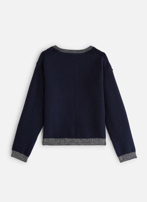 Vêtements IKKS JUNIOR  XN18002 Bleu vue bas / vue portée sac