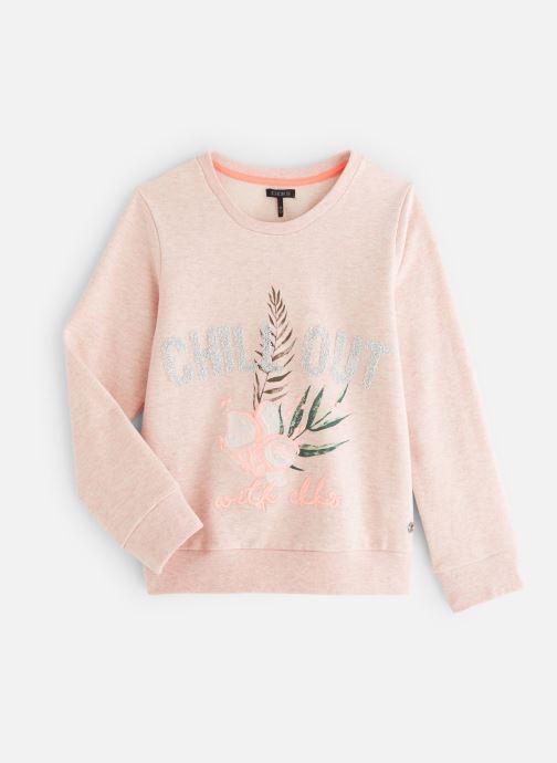 Vêtements IKKS JUNIOR  XN15032 Rose vue détail/paire