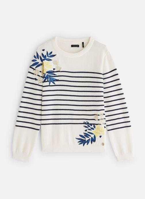 Vêtements IKKS JUNIOR  XN18022 Blanc vue détail/paire