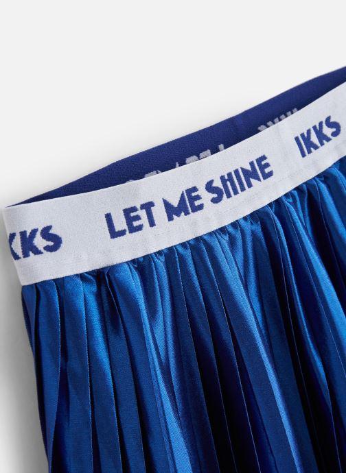 Vêtements IKKS JUNIOR  XN27072 Bleu vue portées chaussures