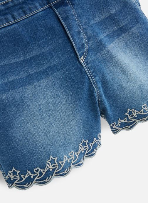 Vêtements IKKS JUNIOR  XN21052 Bleu vue portées chaussures