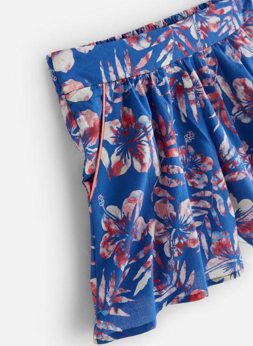 Vêtements IKKS JUNIOR  XN26052 Bleu vue portées chaussures