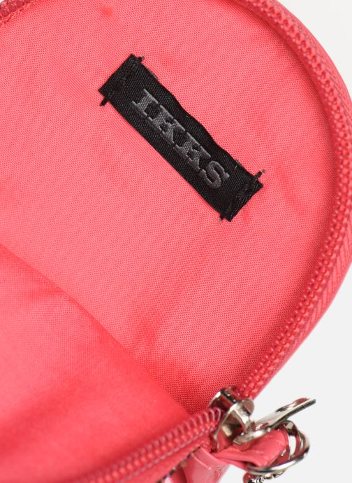 Handtassen IKKS JUNIOR  XN95032 Roze achterkant