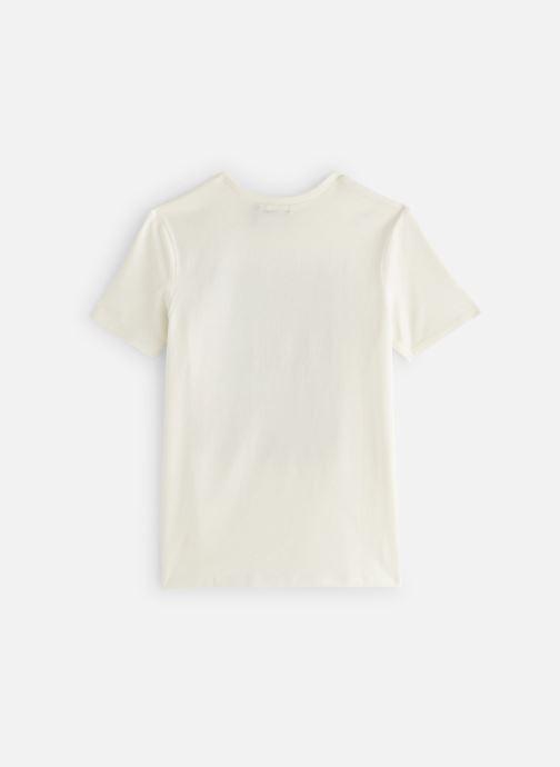 Vêtements IKKS JUNIOR  XN10083 Blanc vue bas / vue portée sac