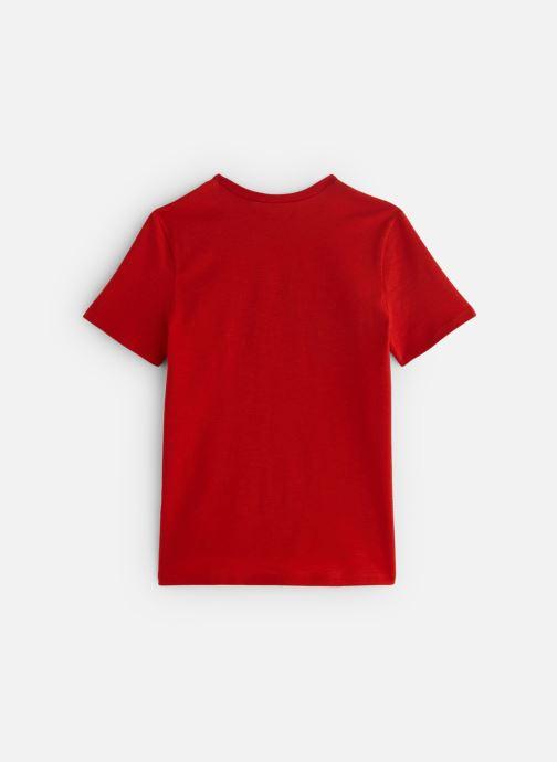 Vêtements IKKS JUNIOR  XN10193 Rouge vue bas / vue portée sac