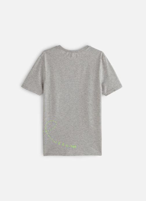 Vêtements IKKS JUNIOR  XN10313 Gris vue bas / vue portée sac