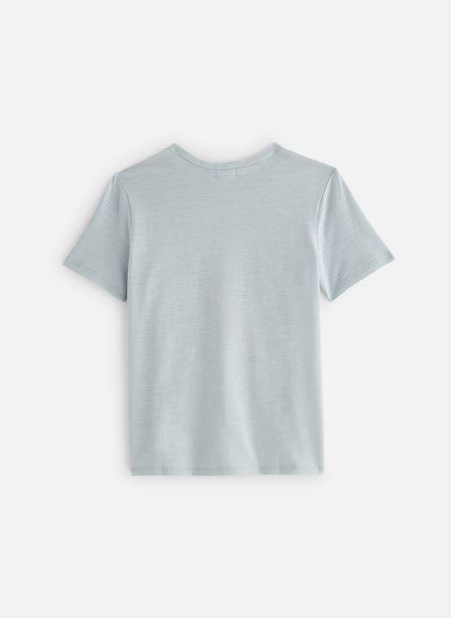 Vêtements IKKS JUNIOR  XN10443 Bleu vue bas / vue portée sac