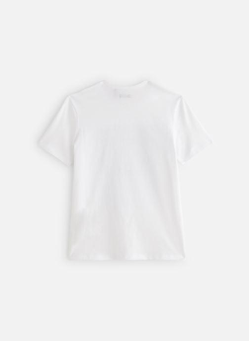 Vêtements IKKS JUNIOR  XN10453 Blanc vue bas / vue portée sac