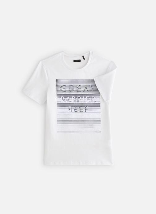 Vêtements IKKS JUNIOR  XN10453 Blanc vue détail/paire