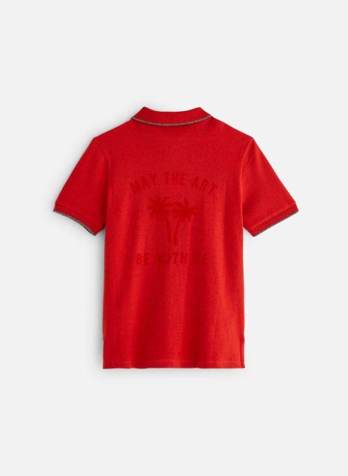 Vêtements IKKS JUNIOR  XN11083 Rouge vue bas / vue portée sac