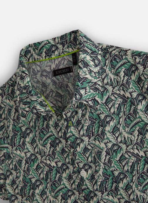 Vêtements IKKS JUNIOR  XN12073 Vert vue portées chaussures