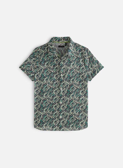 Vêtements IKKS JUNIOR  XN12073 Vert vue détail/paire