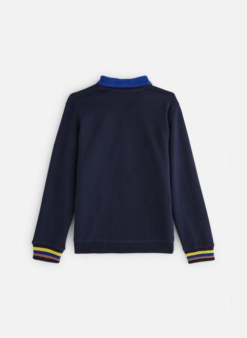 Vêtements IKKS JUNIOR  XN15023 Bleu vue bas / vue portée sac