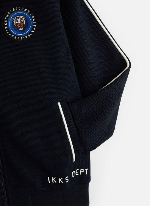 Vêtements IKKS JUNIOR  XN17023 Bleu vue portées chaussures
