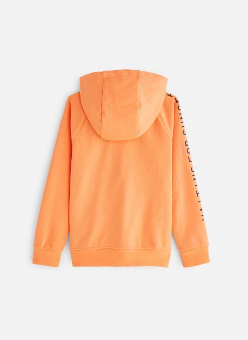Vêtements IKKS JUNIOR  XN17093 Orange vue bas / vue portée sac