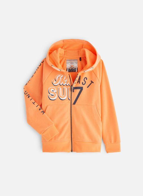 Vêtements IKKS JUNIOR  XN17093 Orange vue détail/paire