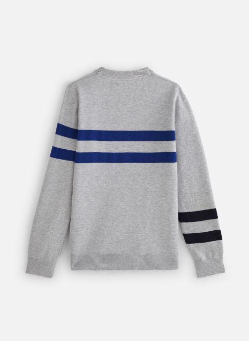 Vêtements IKKS JUNIOR  XN18043 Gris vue bas / vue portée sac