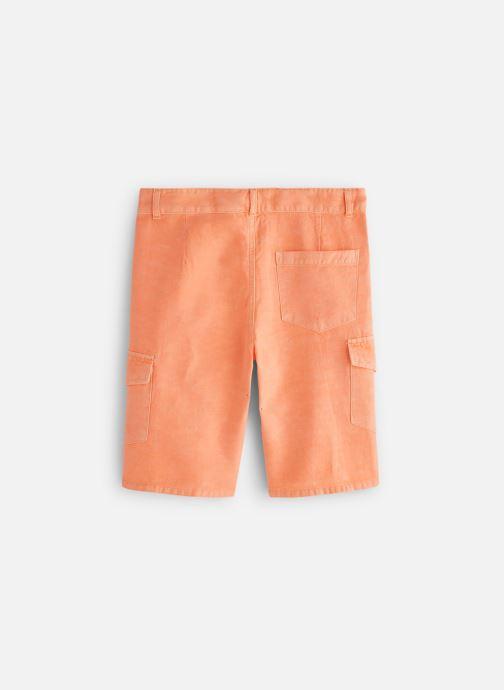 Vêtements IKKS JUNIOR  XN25163 Orange vue bas / vue portée sac