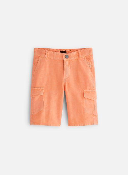 Vêtements IKKS JUNIOR  XN25163 Orange vue détail/paire