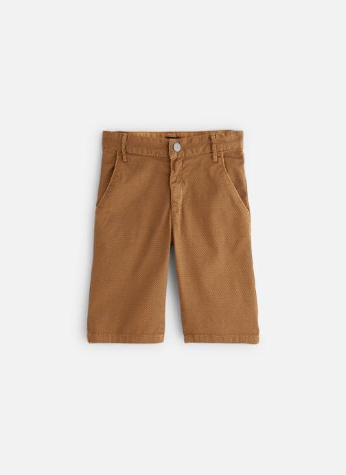 Vêtements IKKS JUNIOR  XN25243 Marron vue détail/paire