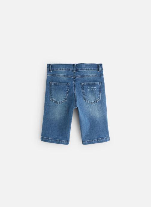 Vêtements IKKS JUNIOR  XN25383 Bleu vue bas / vue portée sac