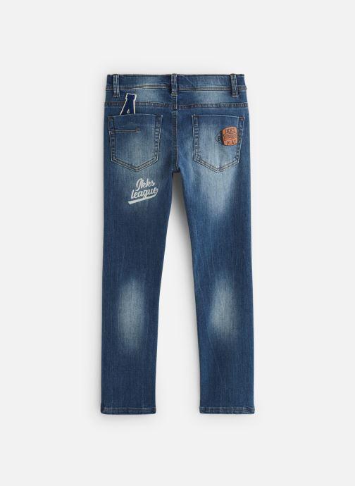 Vêtements IKKS JUNIOR  XN29013 Bleu vue bas / vue portée sac
