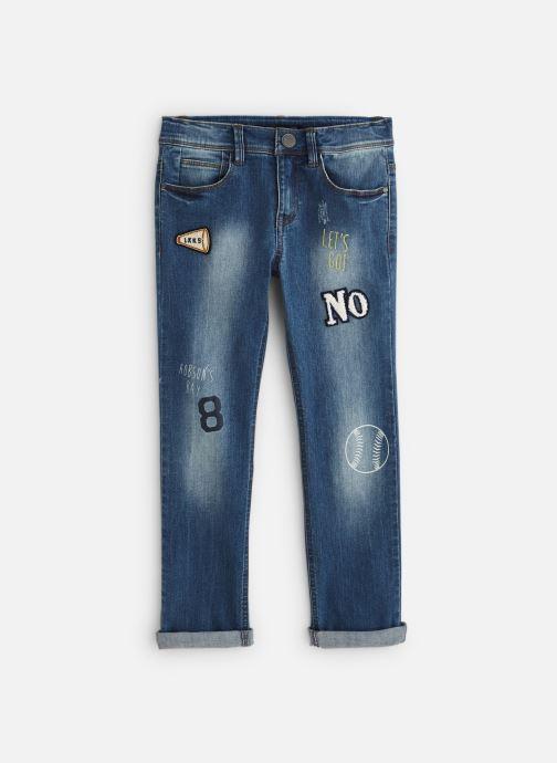 Vêtements IKKS JUNIOR  XN29013 Bleu vue détail/paire