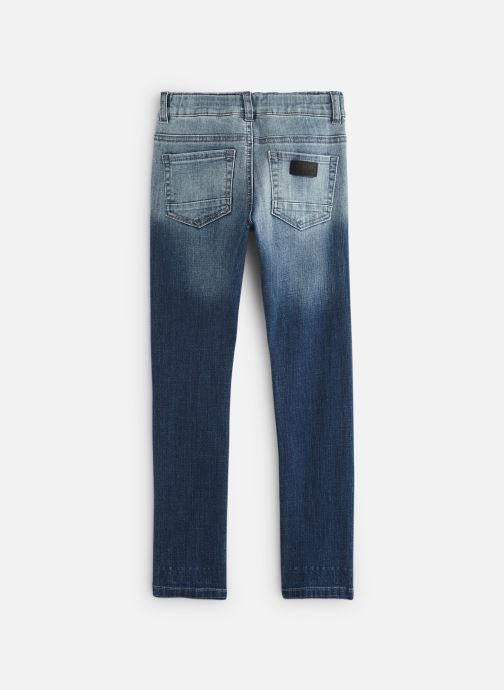 Vêtements IKKS JUNIOR  XN29043 Bleu vue bas / vue portée sac