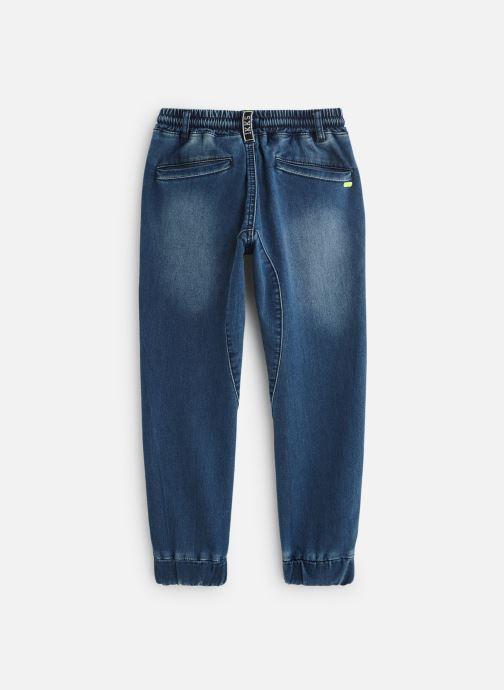 Vêtements IKKS JUNIOR  XN29063 Bleu vue bas / vue portée sac