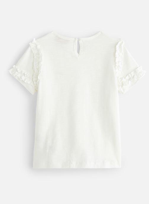 Vêtements Lili Gaufrette GN10022 Blanc vue bas / vue portée sac