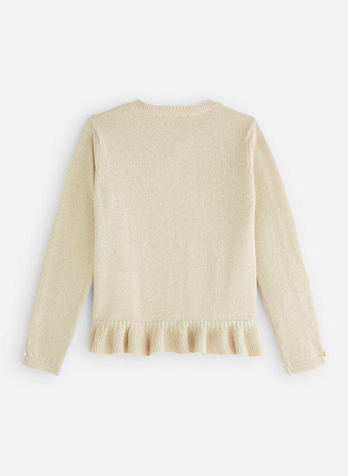 Vêtements Lili Gaufrette GN18022 Beige vue bas / vue portée sac