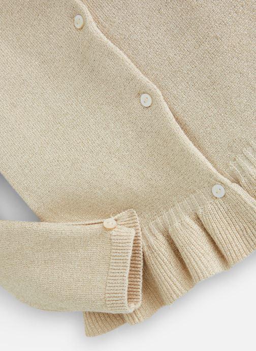 Vêtements Lili Gaufrette GN18022 Beige vue portées chaussures