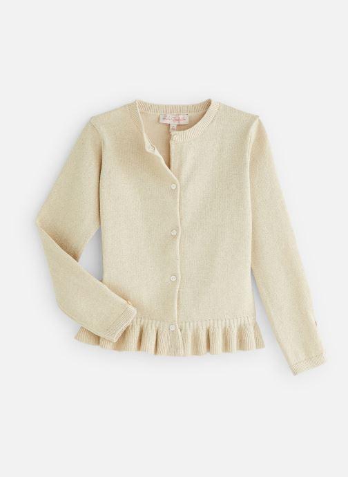 Vêtements Lili Gaufrette GN18022 Beige vue détail/paire