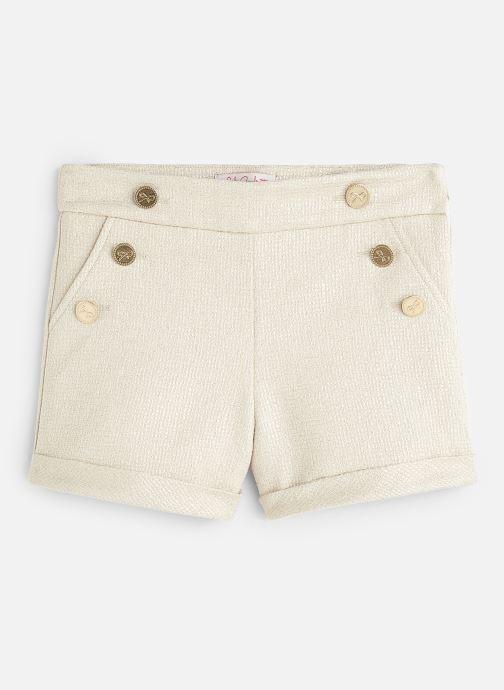 Vêtements Lili Gaufrette GN26062 Beige vue détail/paire