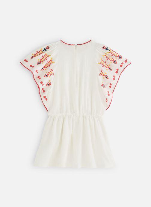 Vêtements Lili Gaufrette GN30102 Blanc vue bas / vue portée sac